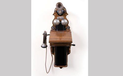 2069: 1885 LM Ericsson Wall Set