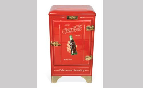 3013: Coca-Cola Ice Box