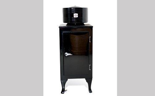 3015: General Electric Monitor Top Refrigerator