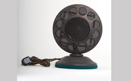 3020: Western Electric Carbon Microphone