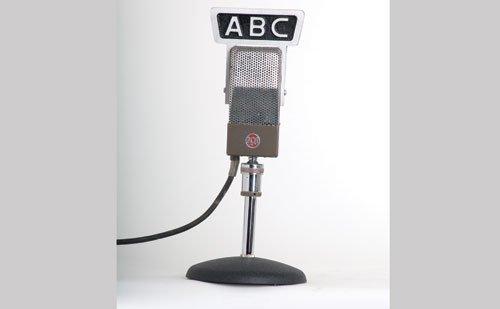 3021: RCA 74 Junior Ribbon Microphone