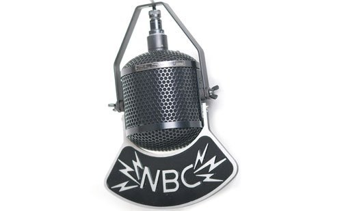 3024: Western Electric RA-1142 Microphone