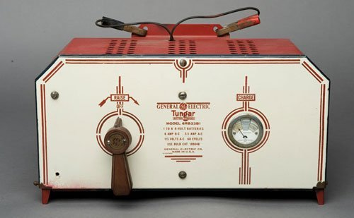 102: General Electric Tungar Battery Charger
