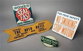 107: Automotive Signs