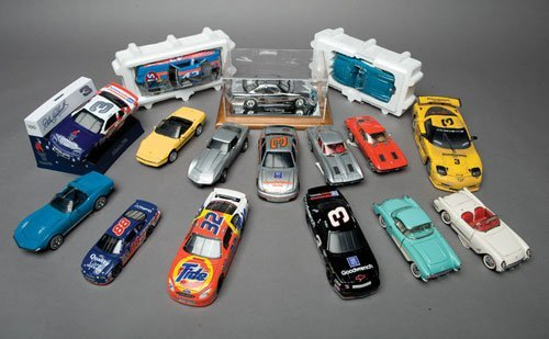 115: Assorted Model Cars