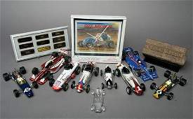 119 Indianapolis Motor Speedway Brick and Model Cars