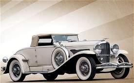 234: 1929 Duesenberg J Convertible Coupe by Murphy