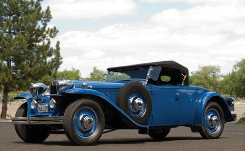 239: 1931 Ruxton Model C Roadster