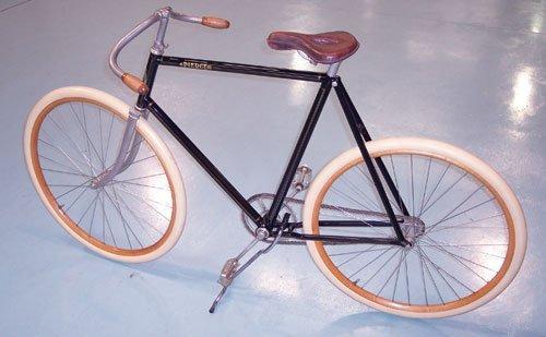 103: 1900 Pierce Arrow Racer Bicycle
