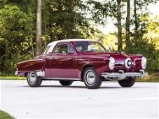 1950 Studebaker Commander Starlight Coupe