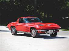 1963 Chevrolet Corvette Sting Ray 'Fuel-Injected' Coupe