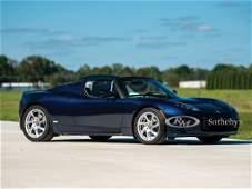 2011 Tesla Roadster Sport R80
