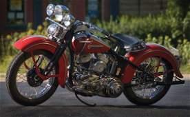 102: 1947 Harley-Davidson WL