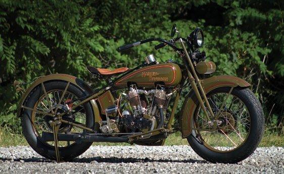 103: 1925 Harley-Davidson JDBC