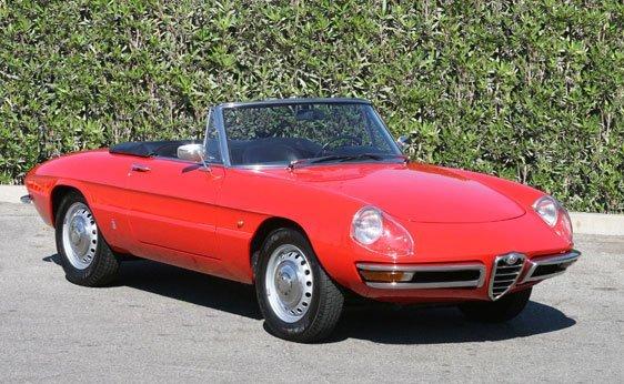 109: 1967 Alfa Romeo Duetto Spider