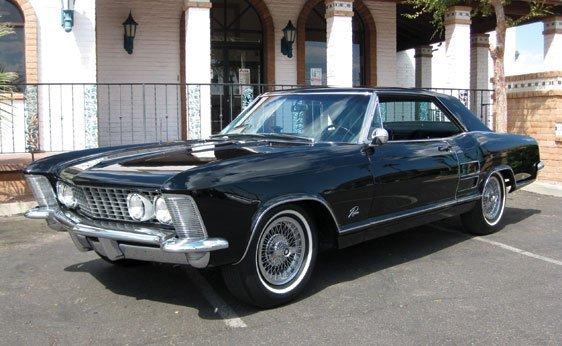 115: 1963 Buick Riviera