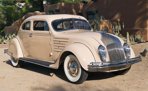 116: 1934 Chrysler Imperial Airflow CV Two-Door Coupe