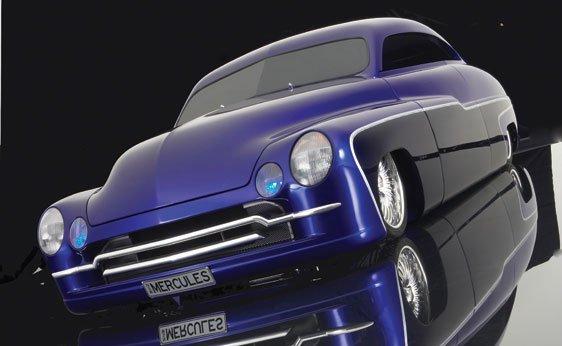 """118: 1950 Mercury """"Mercules"""" Custom Coupe"""
