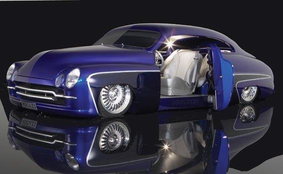 """118: 1950 Mercury """"Mercules"""" Custom Coupe - 8"""