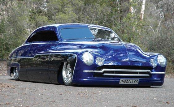 """118: 1950 Mercury """"Mercules"""" Custom Coupe - 9"""