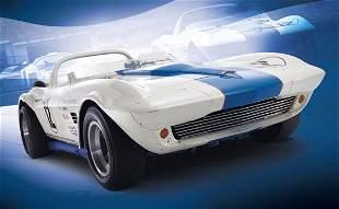 130: 1963 Chevrolet Corvette Grand Sport Roadster