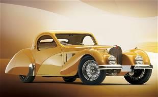 166: 1937 Bugatti 57SC Atalante Coupe
