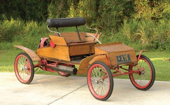 201: 1906 Orient Buckboard