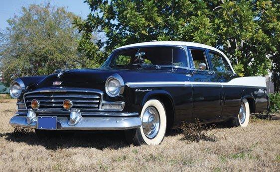 203: 1956 Chrysler Windsor Sedan