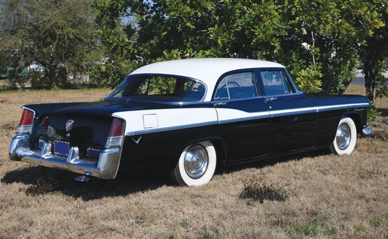 203: 1956 Chrysler Windsor Sedan - 2