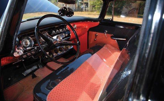 203: 1956 Chrysler Windsor Sedan - 4