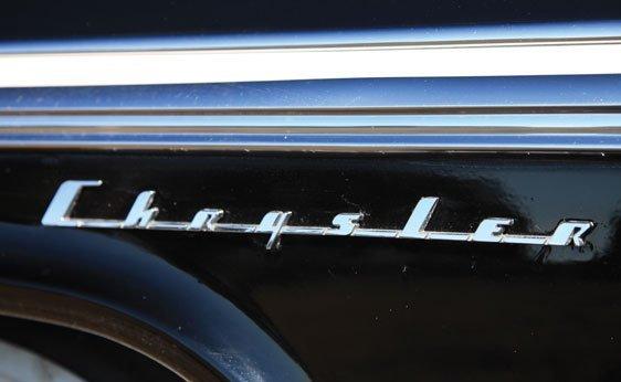 203: 1956 Chrysler Windsor Sedan - 5