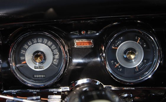 203: 1956 Chrysler Windsor Sedan - 6