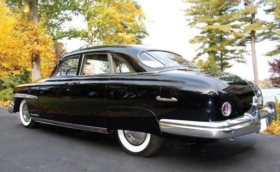 205: 1950 Lincoln Cosmopolitan Four-Door Sport Sedan - 2
