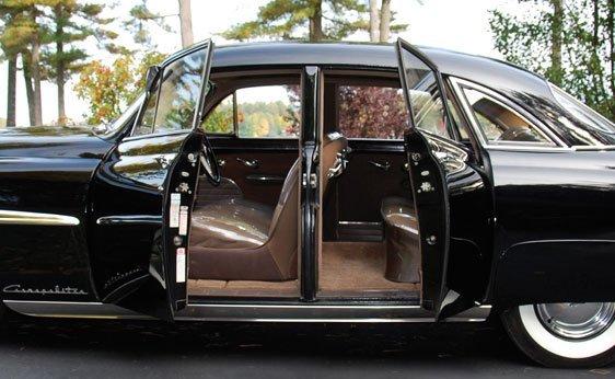 205: 1950 Lincoln Cosmopolitan Four-Door Sport Sedan - 5