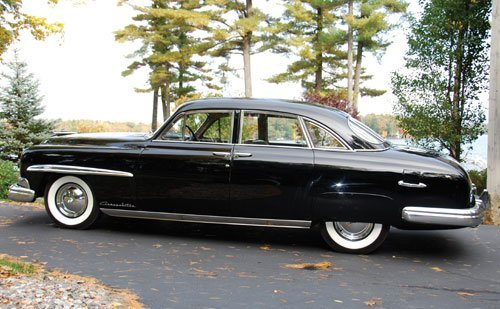 205: 1950 Lincoln Cosmopolitan Four-Door Sport Sedan - 7