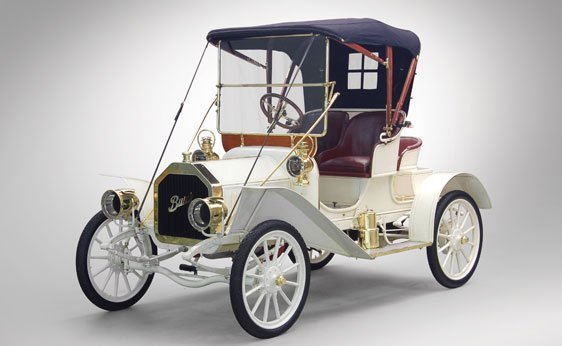208: 1908 Buick Model 10 Touring Runabout
