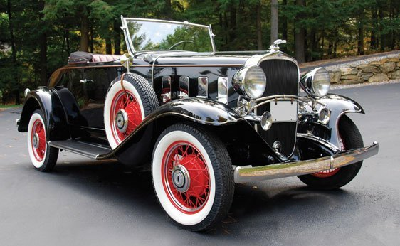 211: 1932 Chevrolet BA Confederate 2/4-Passenger Sports