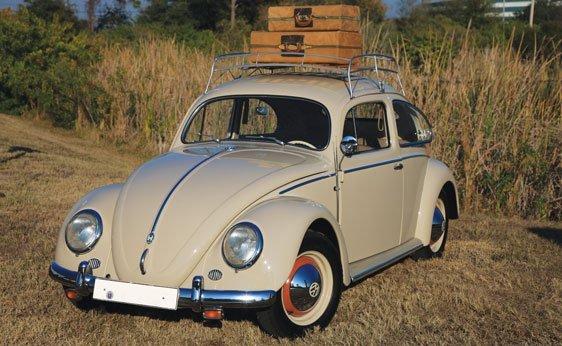 214: 1953 Volkswagen Beetle