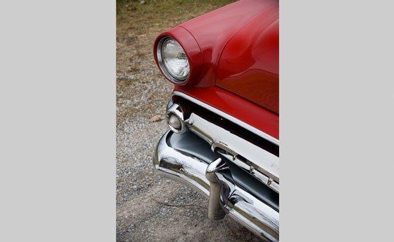 222: 1954 Ford Crestline Sunliner Convertible - 10