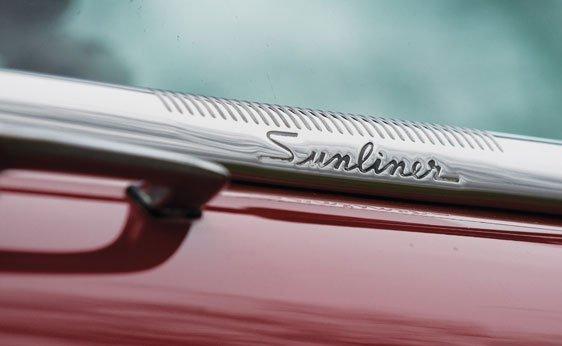 222: 1954 Ford Crestline Sunliner Convertible - 7