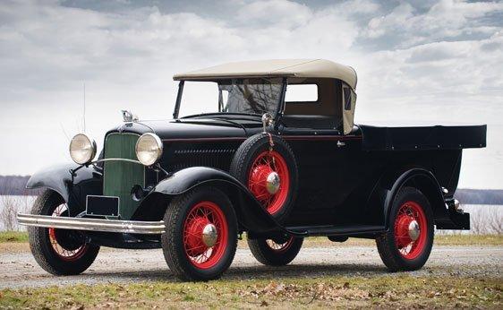 """223: 1932 Ford Model B-304 """"Ute"""""""