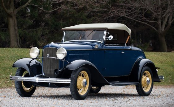 224: 1932 Ford Model 18 Roadster