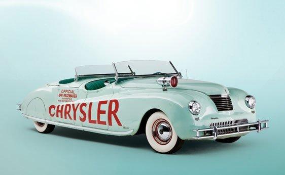 270: 1941 Chrysler Newport Dual Cowl Phaeton