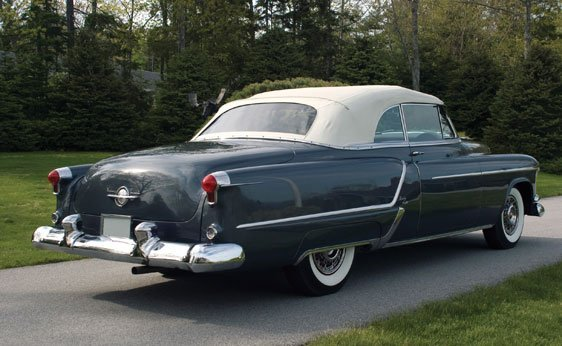289: 1953 Oldsmobile 98 Convertible - 2