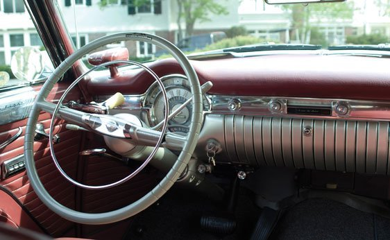 289: 1953 Oldsmobile 98 Convertible - 3