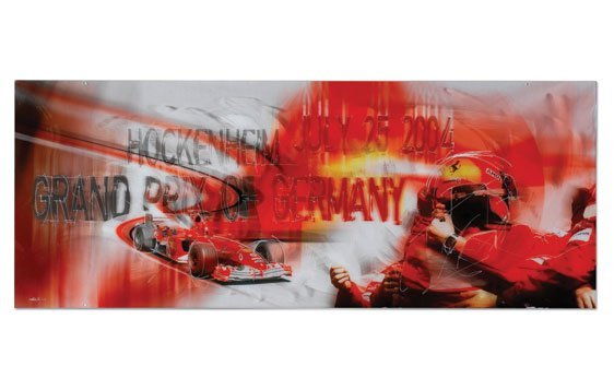 118: GRAND PRIX OF GERMANY SIGNS