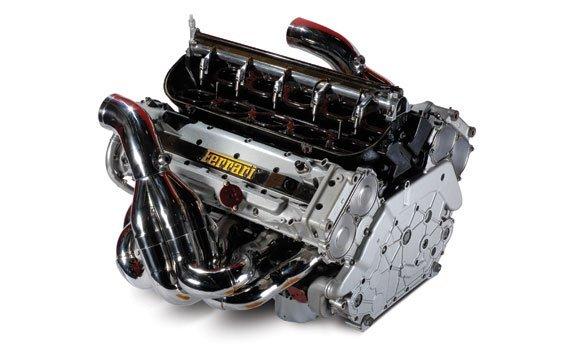 136: 2000 SEASON F2000 10-CYLINDER ENGINE, #049