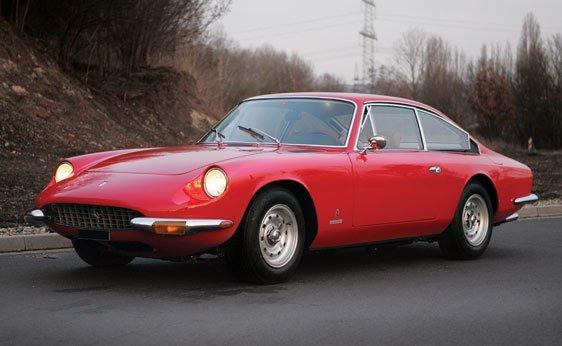 201: 1969 Ferrari 365 GT 2+2