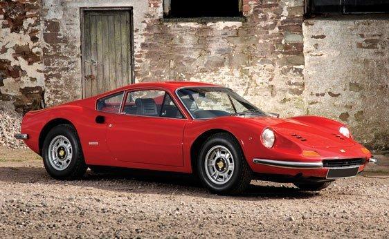 202: 1973 Ferrari Dino 246 GT
