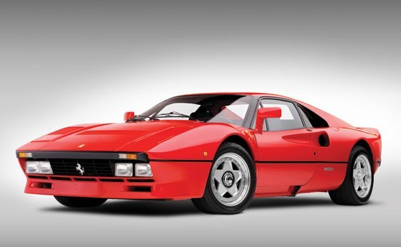 204: 1985 Ferrari 288 GTO